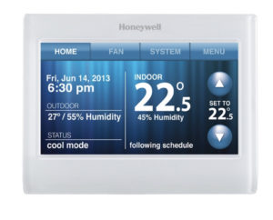 programmable thermostat, temperature management, digital thermostat, house heating